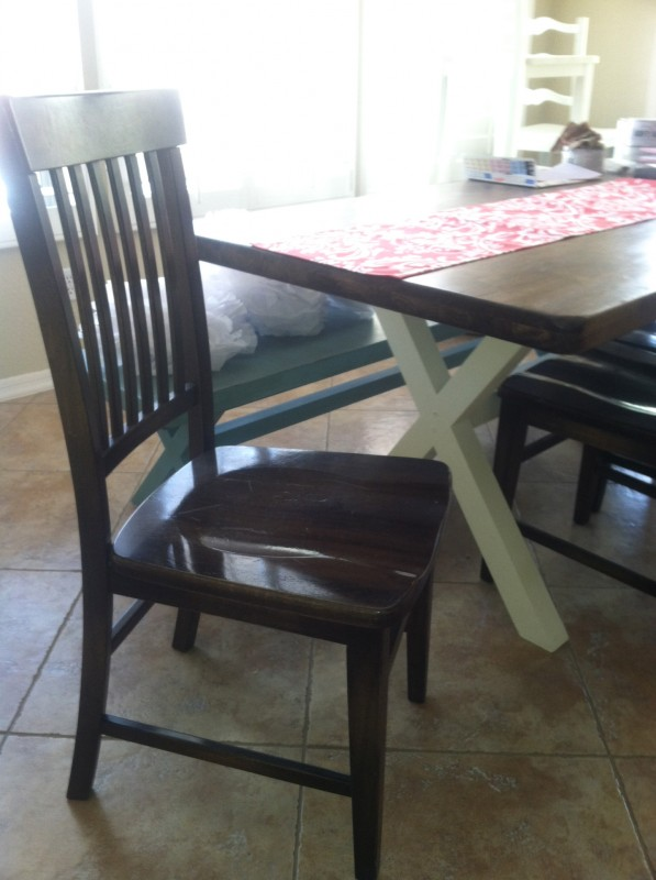 Farmhouse Dining Table & Chairs House of Rumours