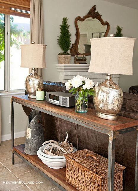 Industrial sofa table house of rumours like this one watchthetrailerfo